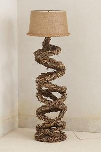 Twisted Twigs Floor Lamp I Anthropologie.com