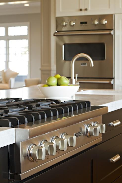 Kitchen Island Stove Design Ideas