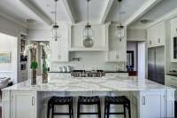 Oversized Kitchen Island - Transitional - kitchen - Andrea ...