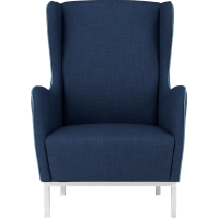 study wingback chair - CB2