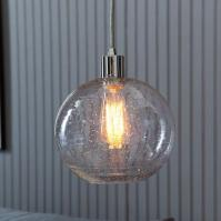 Seeded Glass Shade - west elm