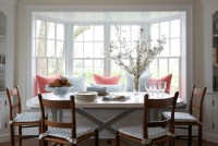 Bay Window Banquette Design Ideas