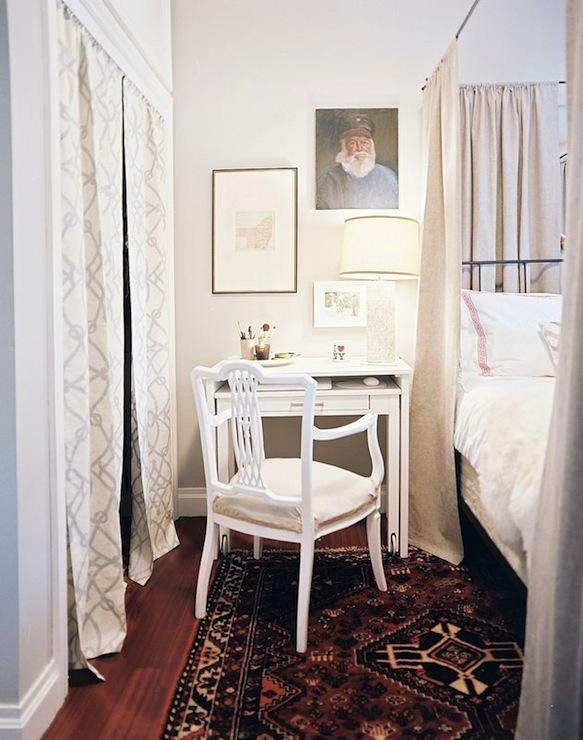 Linen Closet Curtains Design Ideas