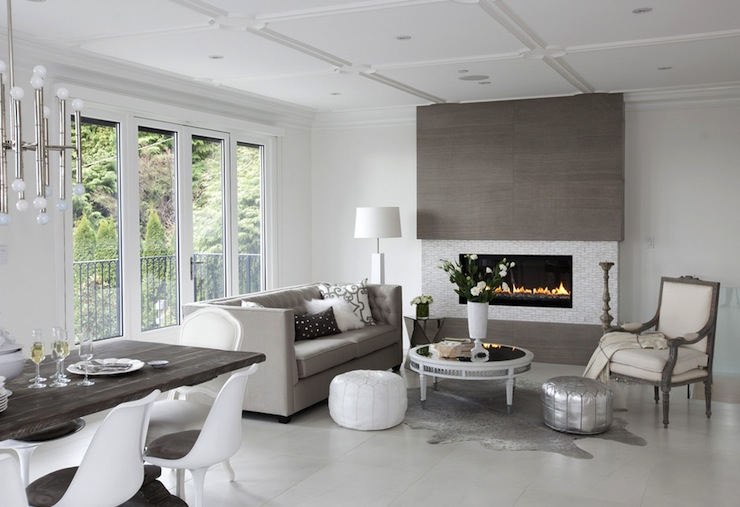 moroccan living room design painting with dark furniture gray - contemporary the cross ...