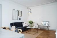 Arc Floor Lamp - Contemporary - living room - Per Jansson