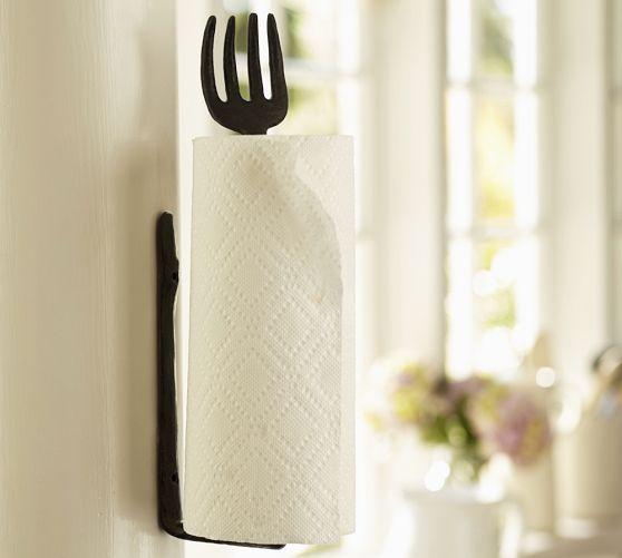 Cucina WallMount Paper Towel Holder Pottery Barn
