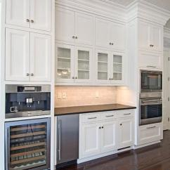 Kitchen Cabinets Crown Molding Best Cabinet Cleaner Gray - Transitional Valspar ...