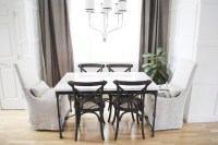 French Kitchen Table - Transitional - dining room ...