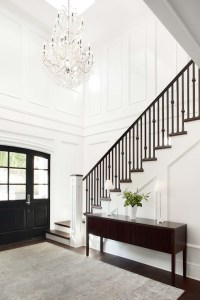2 Story Foyer - Transitional - entrance/foyer - Kelly Deck ...
