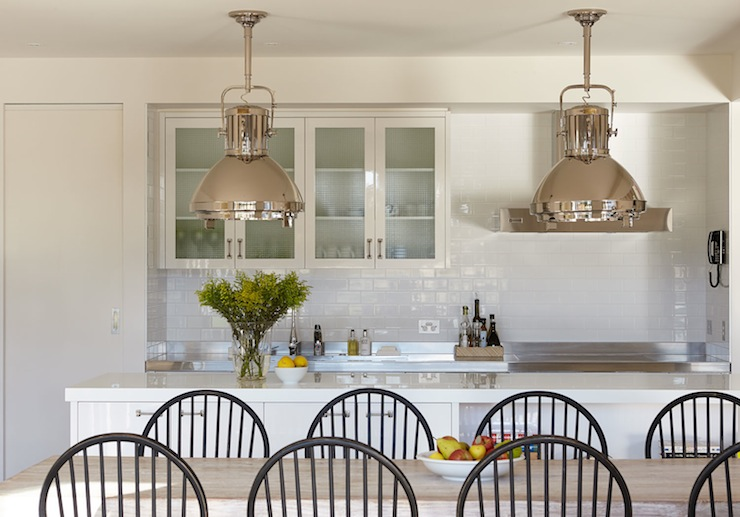 Ralph Lauren Home Montauk Pendant  Transitional  kitchen