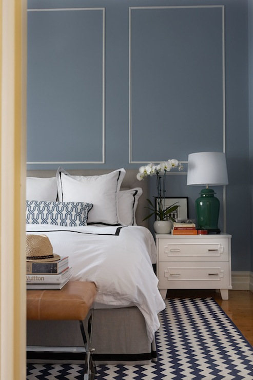 Black And White Bedding Contemporary Bedroom Diane