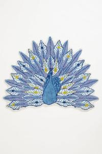 peacock bathroom rug - 28 images - majestic peacock ...