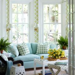 Aqua Sofa Futon Bed Assembly Instructions Transitional Living Room Ashley Whittaker Design