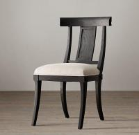 Klismos Wood Chair I Restoration Hardware