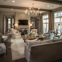 Cote Chic Sofa Rent To Own Sofas Steel French Doors - Transitional Living Room Sherwin ...