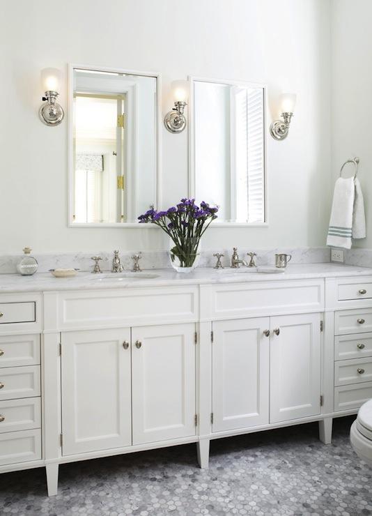 Dual Bathroom Vanity