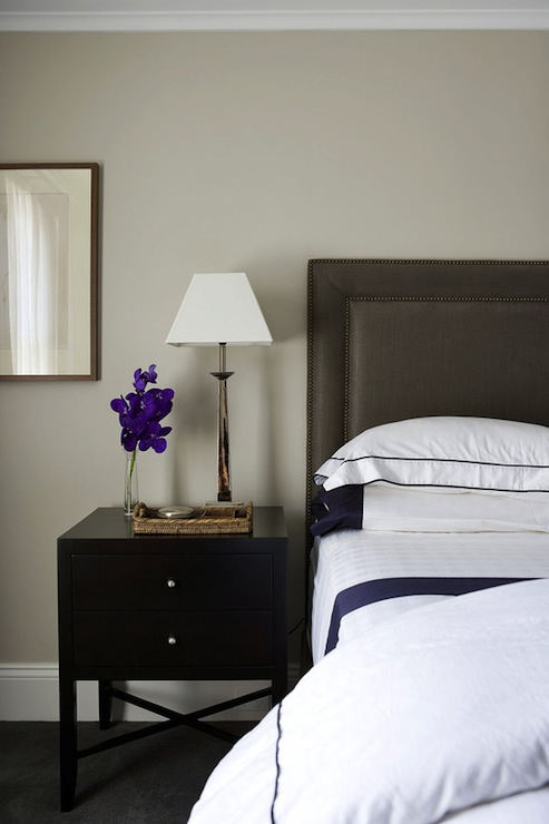 Gray And Navy Bedrooms Design Ideas