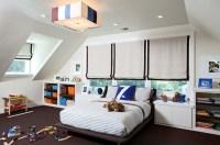 boys attic bedroom ideas - 28 images - 45 wonderful shared ...
