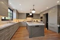 Gray KItchen Ideas - Contemporary - kitchen - Artistic ...
