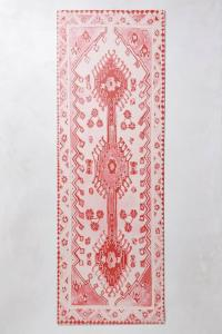 Magic Carpet Pink Pattern Yoga Mat