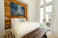 Octopus Triptych Art - Cottage - bedroom - Alys Beach