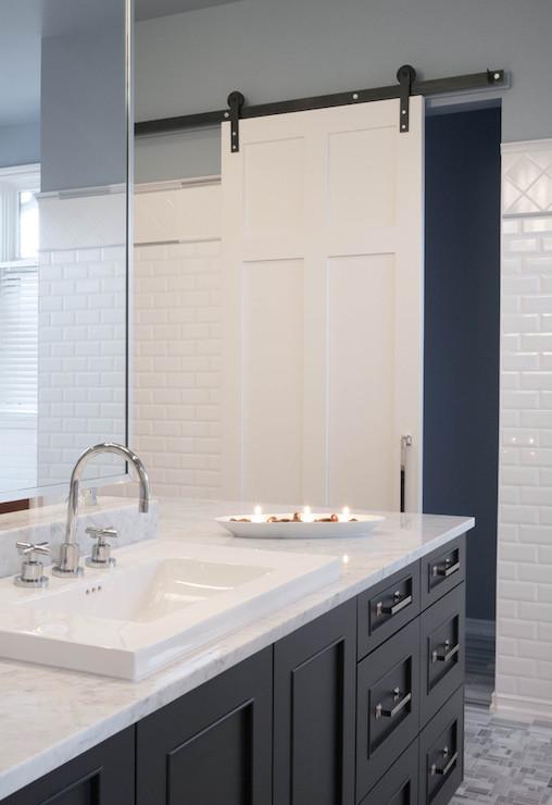 Bathroom Barn Door Design Ideas