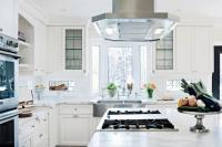 Kitchen Sink Bay Windows Design Ideas