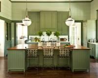 Sage Green Kitchen Cabinets Design Ideas