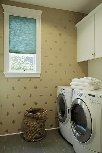 wallpaper living room wall f furniture for laundry rooms - transitional ...