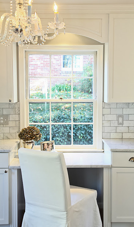 Arched Cabinet Valance Traditional Kitchen Haute