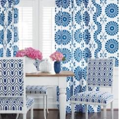 Navy Sofa Beige Walls Leather Sofas With Down Cushions Thibaut Designs Geometric Etosha Wallpaper Grey Design Ideas