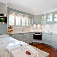 White Kitchen Appliances Designers Miami Corner Sink - Contemporary Benjamin Moore ...