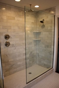 Walk In Shower Design Ideas