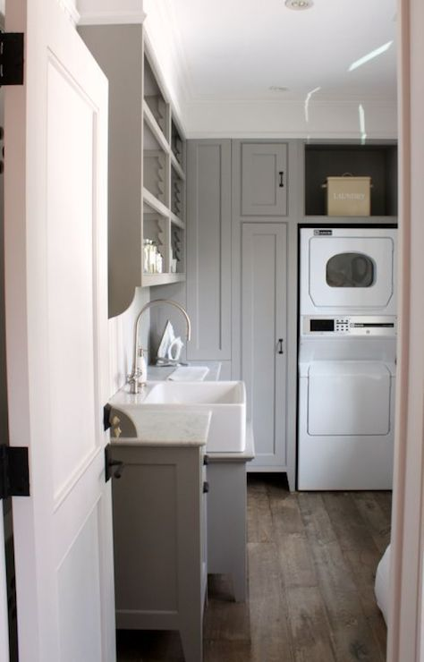 Laundry Room Sink  Cottage  laundry room  Talk of The House
