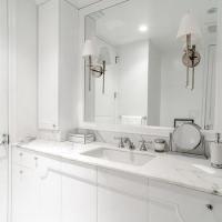 All White Bathroom Design Ideas