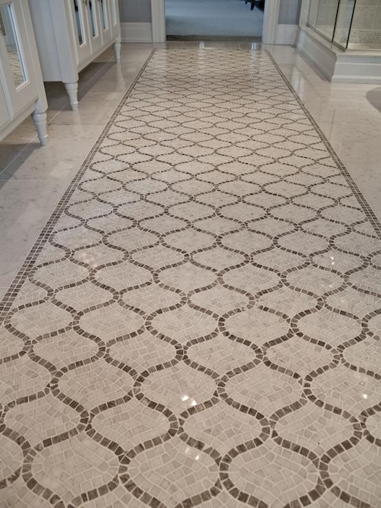Mosaic Marble Floor Design Ideas