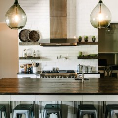 Prep Tables For Kitchen Cabinet Drawer Inserts Salvaged Wood Countertop - Transitional Van ...