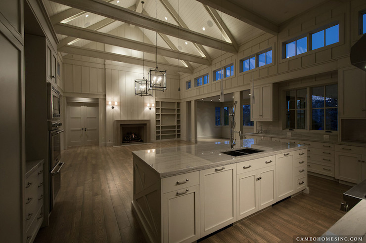 Cathedral Ceilings Design Ideas