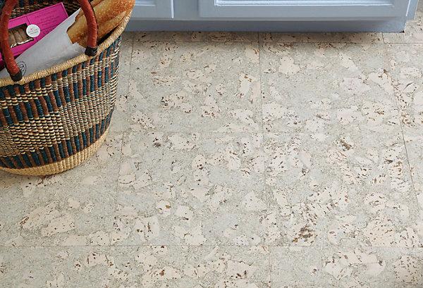cork floor kitchen waverly valances contemporary