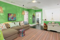 Playroom Ideas - Contemporary - living room - Colordrunk ...