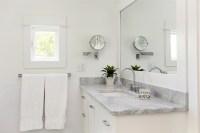 Swing Arm Shaving Mirror - Traditional - bathroom - Amy ...