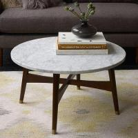 Reeve Mid-Century Bistro Table - west elm