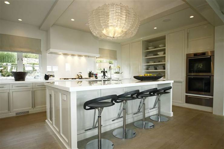Kitchen Island Chandelier Transitional Kitchen 248 Hills Point