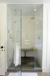 Walk In Shower - Contemporary - bathroom - TR Building ...