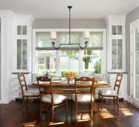 Window Seat Banquette - Country - kitchen - MB Wilson ...