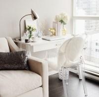 Living Room Desk - Contemporary - living room - Closet ...