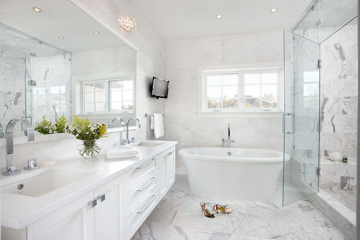 Master Bathroom Ideas Contemporary Bathroom Moeski