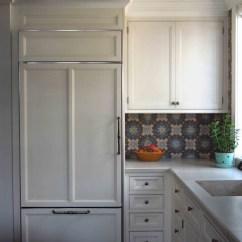 Tiled Kitchen Countertops Decorating Ideas Mediterranean - Loi Thai