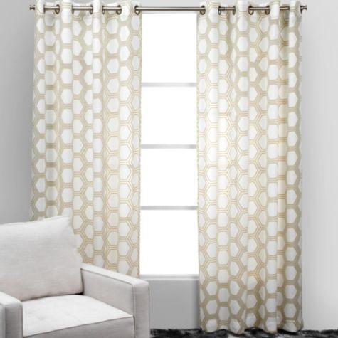 Copacati Beige Curtain