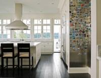 Kitchen Magnetic Board - Transitional - kitchen - BHG